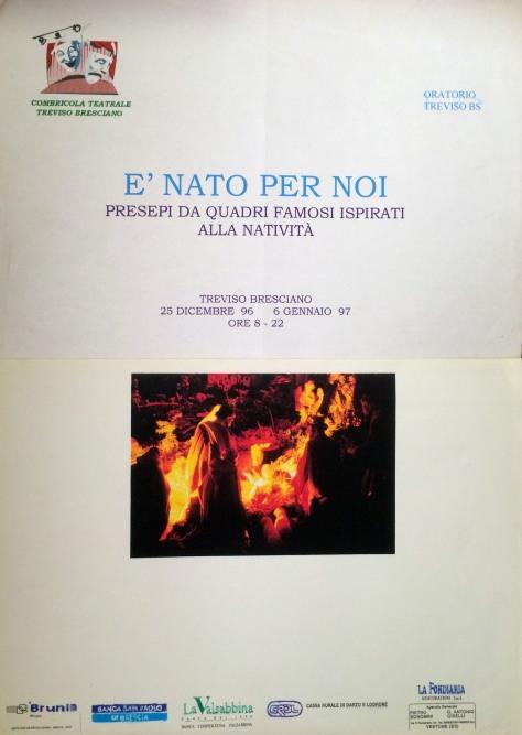 Locandina Presepi 1995